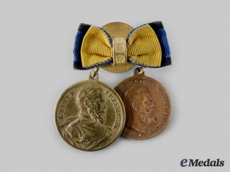 Germany, Imperial. An Award Boutonniere