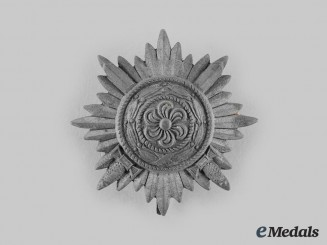 Germany, Wehrmacht. An Eastern People's Medal, I Class with Swords, Gold Grade