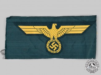 Germany, Kriegsmarine. A Kriegsmarine EM/NCO's Coastal Artillery Breast Eagle