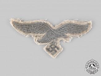 Germany, Luftwaffe. An EM/NCO's Summer Drill Uniform Breast Eagle