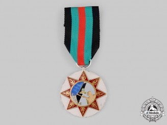 Iraq, Kingdom. A Medal for the Palestine War 1948-1949