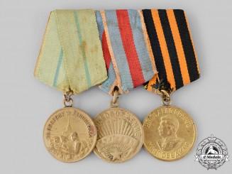 Russia, Soviet Union. A Defence of Leningrad Veteran's Group