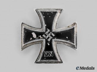 Germany, Wehrmacht. A 1939 Iron Cross I Class, Schinkel Version
