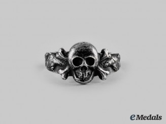 Germany, Wehrmacht. A Commemorative Silver Ring