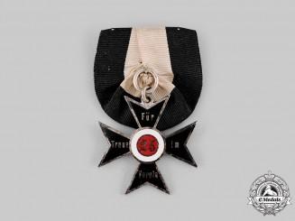 Germany, Weimar Republic. A German Veterans Association 25-Year Membership Badge
