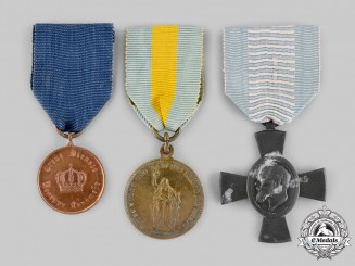 Germany, Imperial. A Lot of Imperial Medals