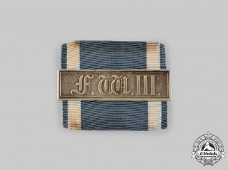 Prussia, Kingdom. A Landwehr Long Service Clasp, II Class