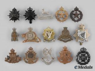 Canada. A Lot of Fifteen Quebec Based Regimental Badges