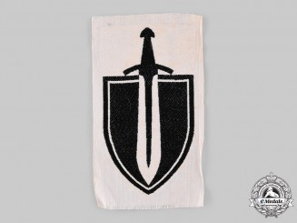 Germany, Weimar Republic. A Reichswehr M32 Sports Shirt Insignia