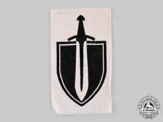 Germany, Weimar Republic. A Reichswehr M32 Sports Shirt Insignia