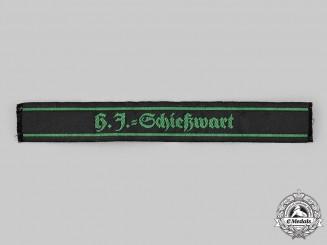 Germany, HJ. A DJ/HJ Marksmanship Cuff Title