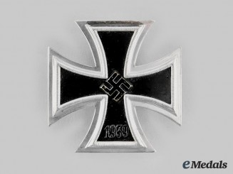 Germany, Wehrmacht. A 1939 Iron Cross I Class, by Wächtler & Lange
