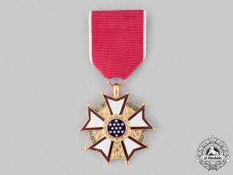 United States. A Legion of Merit, Legionnaire Grade, c.1965