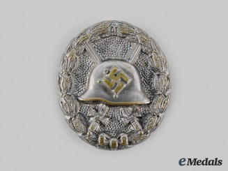 Germany, Wehrmacht. A First Pattern Wound Badge, Silver Grade