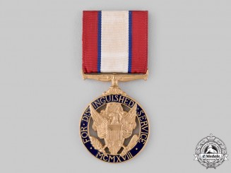 United States. An Army Distinguished Service Medal, Numbered, c.1945
