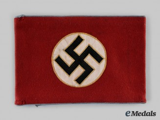 Germany, NSDAP. An Ortsgruppe Level Mitarbeiter Armband