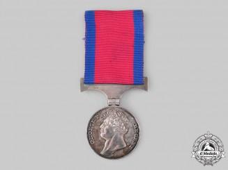 United Kingdom. A Waterloo Medal, Contemporary Tailor's Copy, Major Walker, 71st Foot
