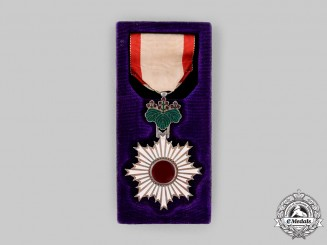Japan, Empire. An Order of the Rising Sun, V Class