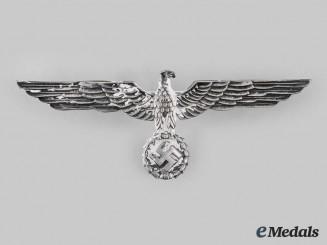 Germany, Heer. An Officer's Summer Uniform Breast Eagle