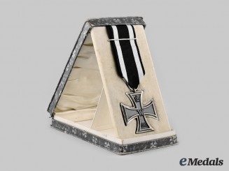 Germany, Imperial. A 1914 Iron Cross II Class, with Case