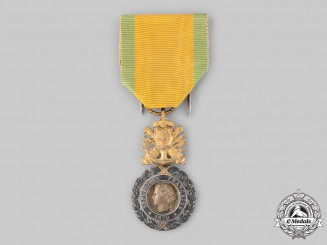 France, III Republic. A Military Medal, c.1918