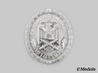 Germany, Weimar Republic. A Frontline Fighters of the Great War Badge