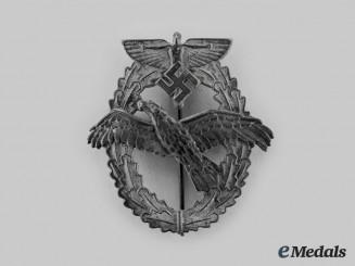Germany, NSFK. A Rare NSFK Motor Aircraft Pilot's Badge