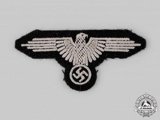 Germany, SS. A Schutzstaffel (SS) Sleeve Eagle