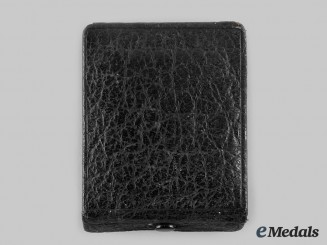 Germany, Imperial. A Presentation Case for a 1914 Iron Cross II Class