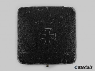 Germany, Imperial. A Presentation Case for a 1914 Iron Cross I Class