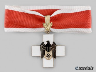 Germany, Third Reich. A Social Welfare Decoration, I Class, by Gebrüder Godet & Co.