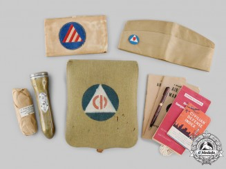 United States. A Civil Defense (CD) Kit