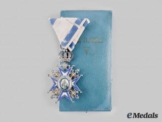 Serbia, Kingdom. An Order of St. Sava, V Class Knight, c.1935