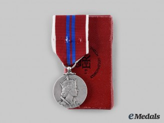United Kingdom. A Queen Elizabeth II Coronation Medal 1953