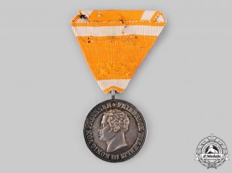 Prussia, Kingdom. A Medal for Rescue from Danger, c.1890