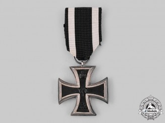 Germany, Imperial. A 1914 Iron Cross II Class, by WMS