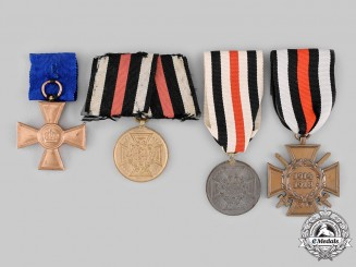 Germany, Imperial. A Lot of Service Medals