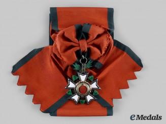 Lebanon, Republic. A National Order of the Cedar, Grand Cross, by Arthus-Bertrand c.1950