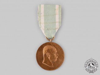 Saxe-Altenburg, Duchy. A Medal for the Golden Jubilee of Duke Ernst I, c.1905