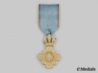 Romania, Kingdom. A Loyal Service Cross, I Class, c.1918