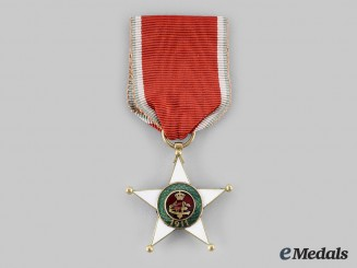 Italy, Kingdom. An Order of Colonial Star of Italy, Knight, c. 1840