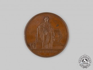Germany, Imperial. A Lübeck Bene Merenti Medallion