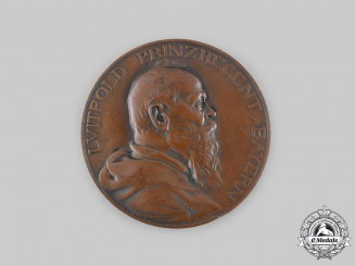 Bayern, Kingdom. A Bavarian Ministry of the Interior State Prize Medallion