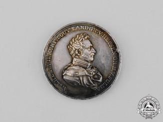 Hesse-Kassel, Landgraviate. A Merit Medal, Silver Grade