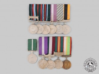 Pakistan, Republic. A Mid 20th Century Independence Award Grouping