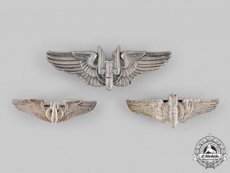 United States. Three Army Air Force Wings