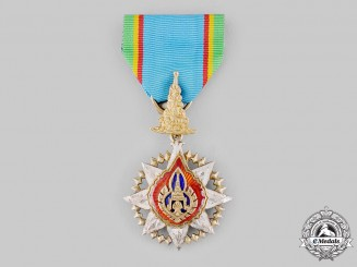 Thailand, Kingdom. A Most Noble Order of the Crown of Thailand, V Class Knight, c.1965