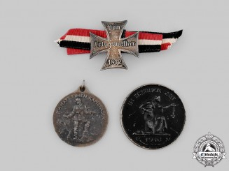 Germany, Imperial. A Lot of Patriotic Badges