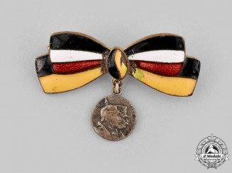 Germany, Imperial. An Austro-German Alliance Badge