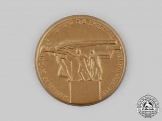 Germany, SA. A 1936 Magdeburg SA Memorial Dedication Badge